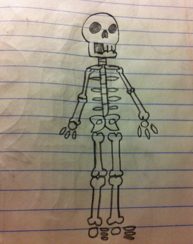 Drawn sleleton hand drawn DeviantArt hand skeleton skeleton nogirl70