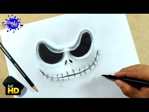 Drawn sleleton jack To YouTube FACE to How