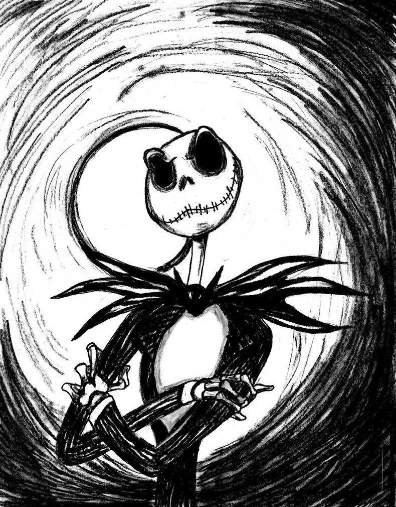 Drawn sleleton jack Theft Autumn23 DeviantArt by Autumn23