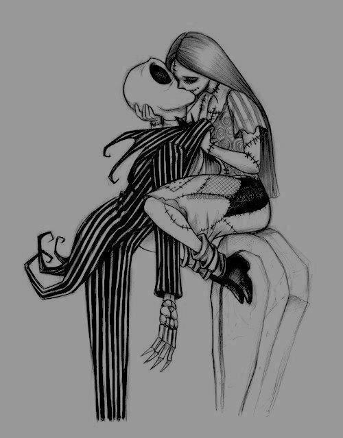 Drawn sleleton jack Pinterest Jack skellington Jack Fantasy