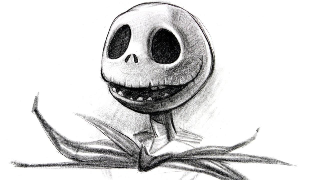 Drawn sleleton jack Special Jack Halloween Draw