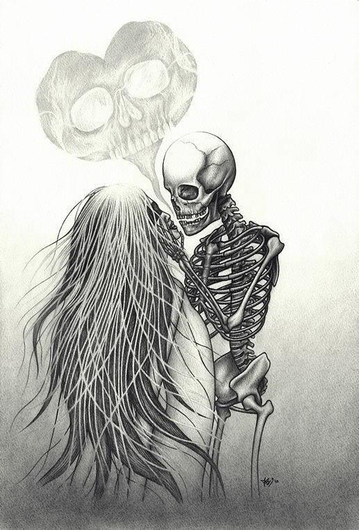 Drawn sleleton love And Love best Pinterest this