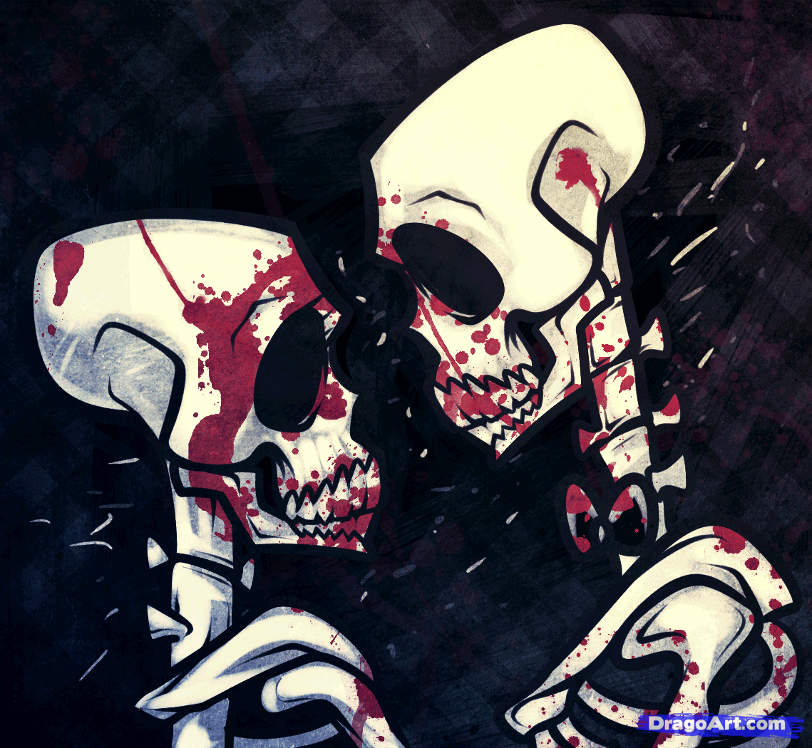 Drawn sleleton love Love How Pop Skulls Draw