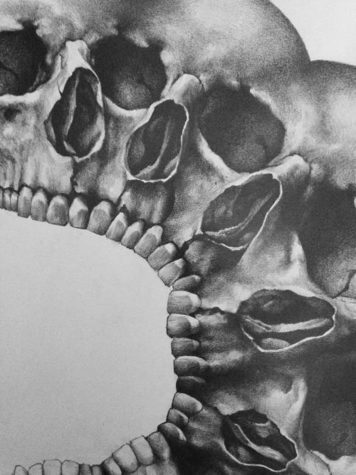 Drawn sleleton sad Done Really Really  drawing