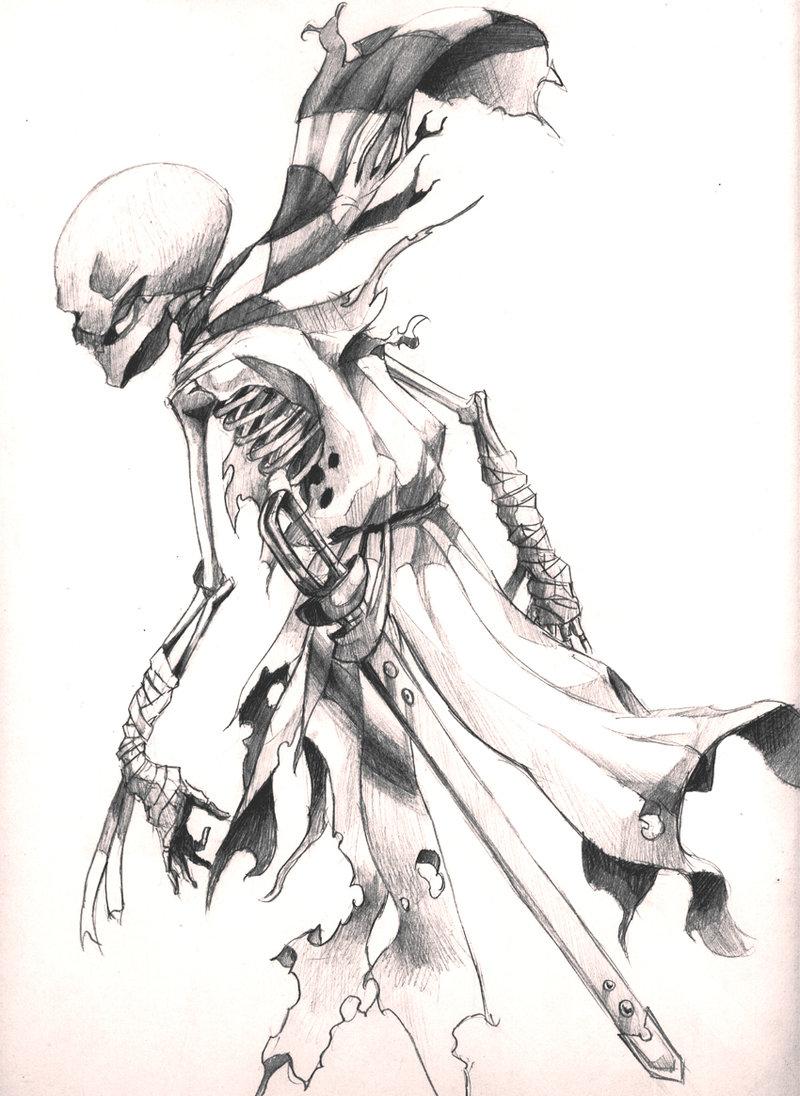 Drawn sleleton skeleton pirate By ARTOON ARTOON by Pirate