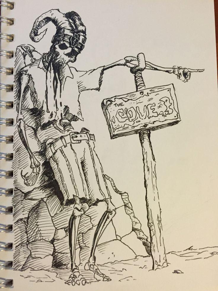 Drawn sleleton skeleton pirate Drawings Pirate and Art My