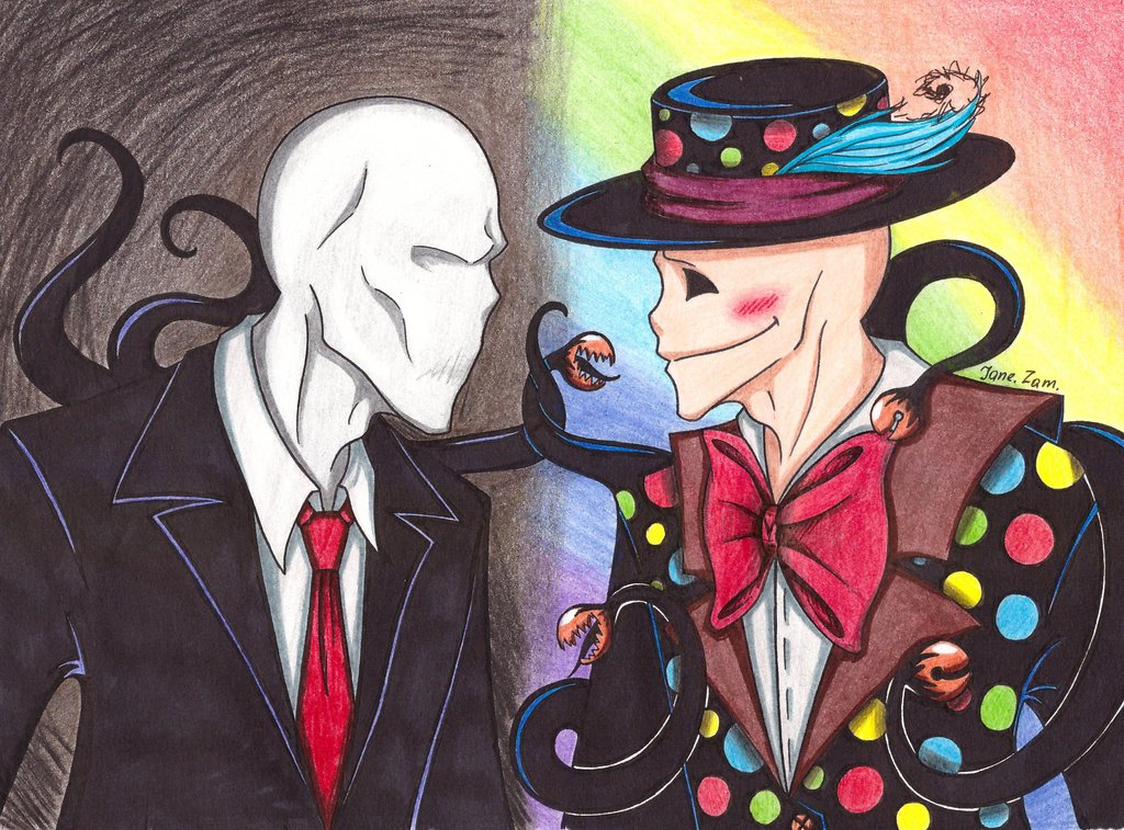 Drawn slender man awesome More on images is Splenderman