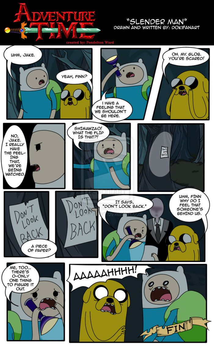 Drawn slender man awesome Slender Man Jake Slender Finn