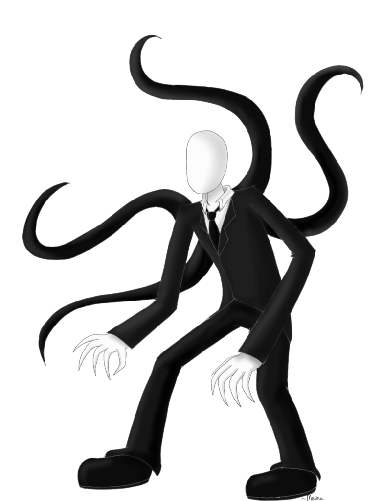 Drawn slender man cartoon Slender MochaTheDog MochaTheDog by on