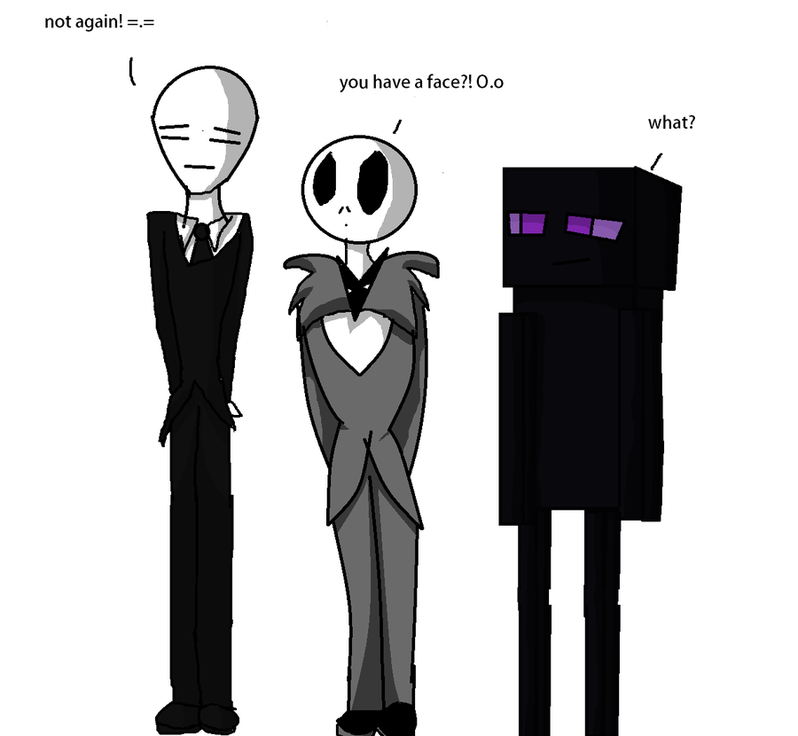 Drawn slender man cartoon Man jack on DeviantArt jack