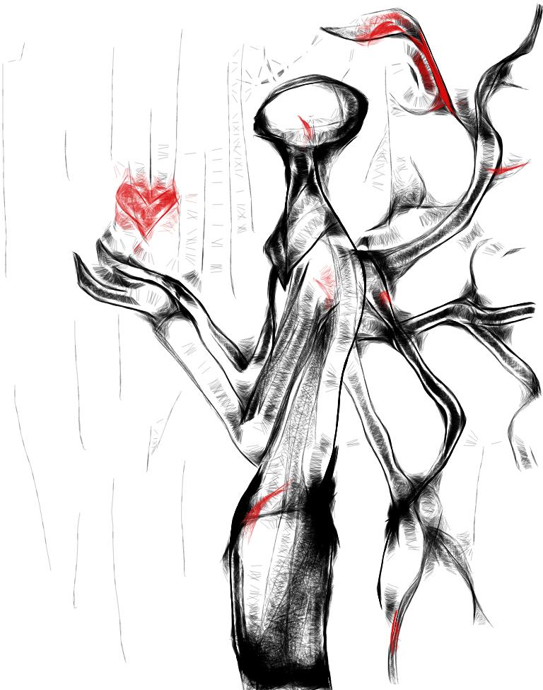 Drawn slenderman deviantart Wash sketchymech1 wash man sketchymech1