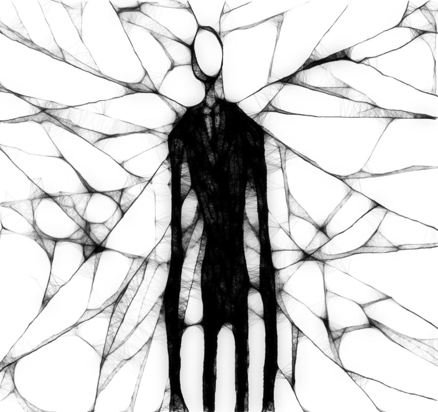 Drawn slenderman deviantart Hyperactive Nutcase by Nutcase on