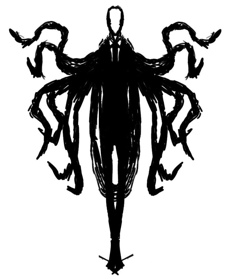 Drawn slender man the game Deviantart best 112 Slender com