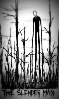 Drawn slender man the game Lost com deviantart #CP remains