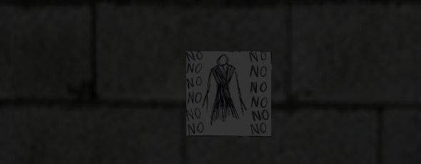 Drawn slender man the game Messages DarkHorrorGames Daybreak Slender Slenderman