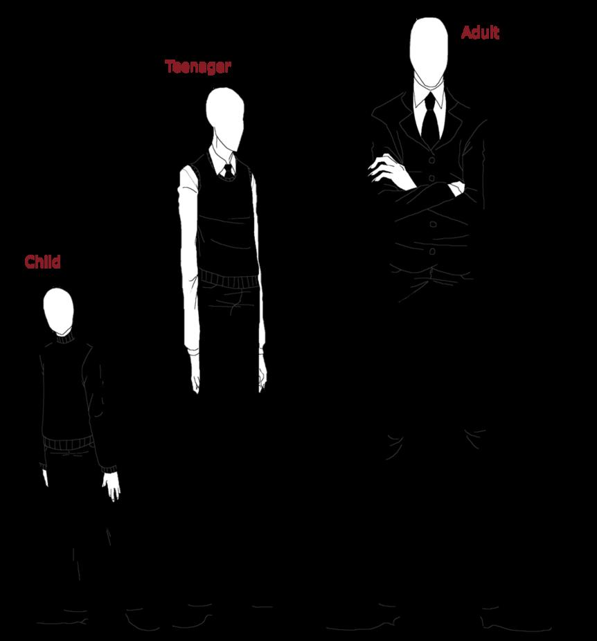 Drawn slenderman transparent DeviantART on by Cageyshick05 Slenderman