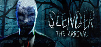 Drawn slenderman the game Arrival Tropes Slender: Slender: TV