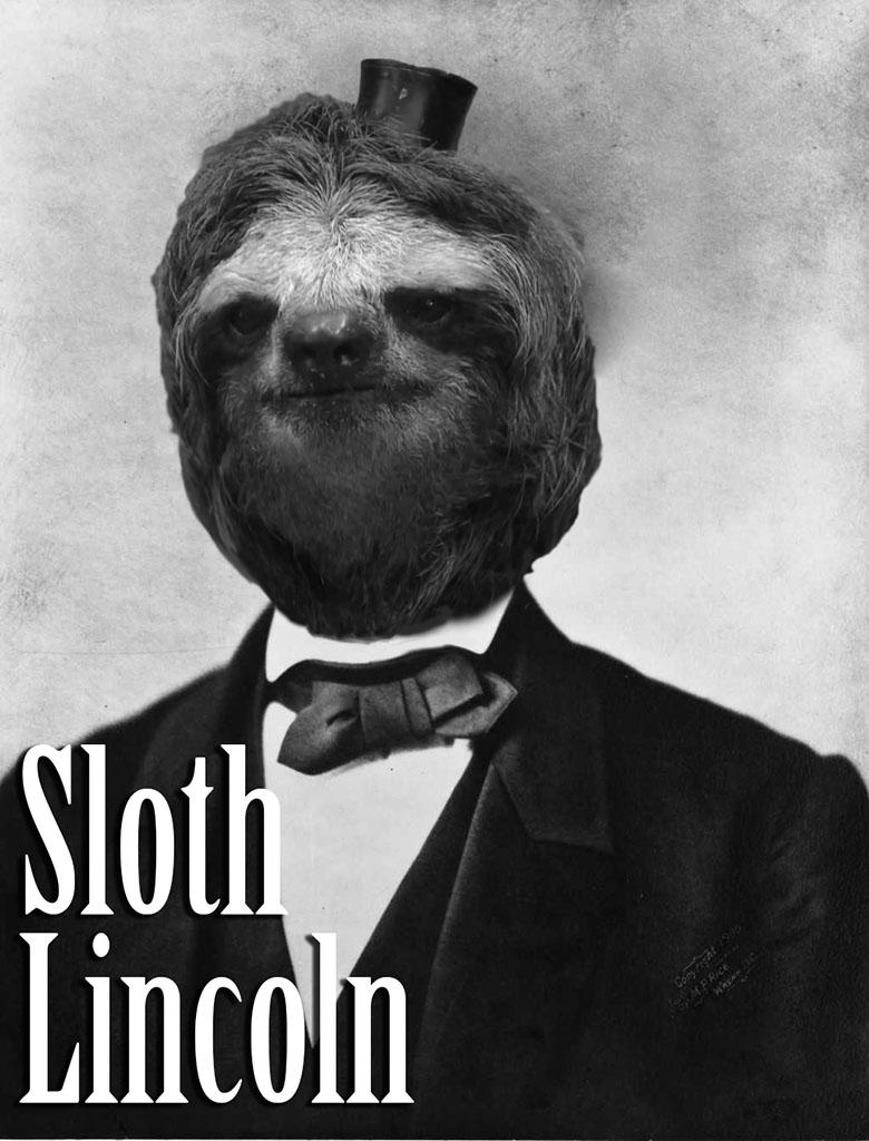 Drawn sloth president Search Sloth Sloths Pinterest sloth