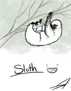 Drawn sloth president Pinterest Sloth Freaking Google Search