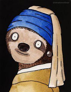 Drawn sloth president Pinterest Sloth Sloth Google Search