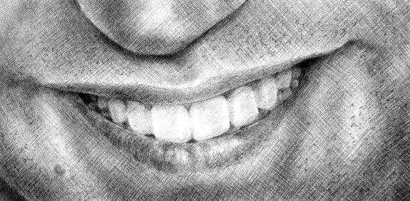 Drawn smile big smile Big 그리기 Lessons U12: Drawing