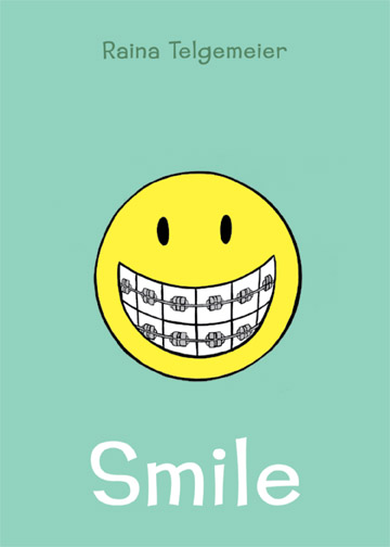 Drawn smile brace The Great  Journal «