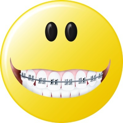 Drawn smile brace Classic Round Braces Keep on