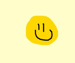 Drawn smile emotion Smiley ಠ_ರೃ
