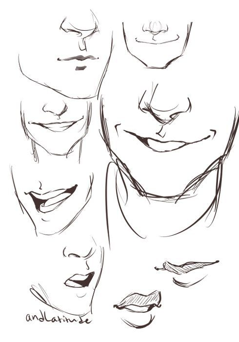 Drawn profile male face On Male faces Pinterest ideas