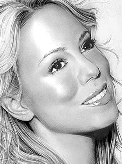Drawn smile mariah carey Smile Drawing on riefra riefra