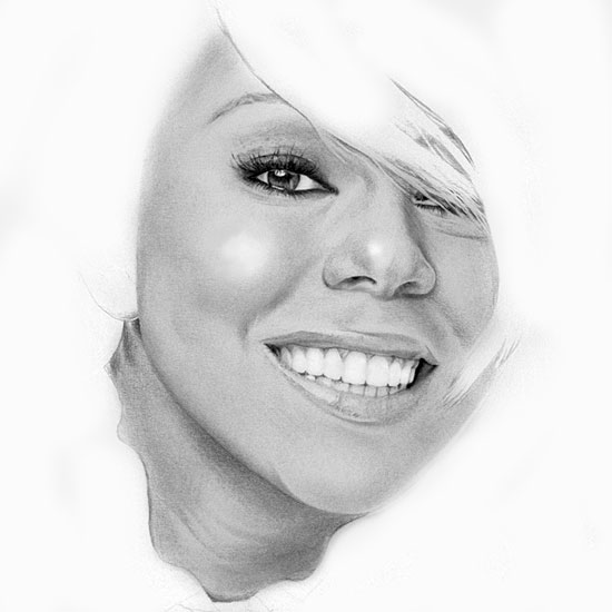 Drawn smile mariah carey Unfinished riefra DeviantArt Mariah Mariah