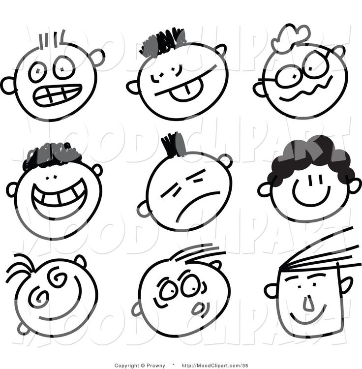 Drawn smile silly Pinterest Best faces Silly 25+