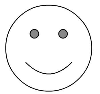 Drawn smile smiley face Comics Understanding « Understanding McCloud