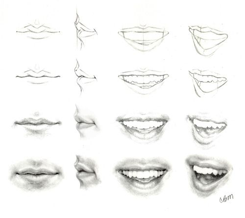 Drawn simple lip tumblr On eyes LipsDrawing SketchesSketchingLip DrawingMouth