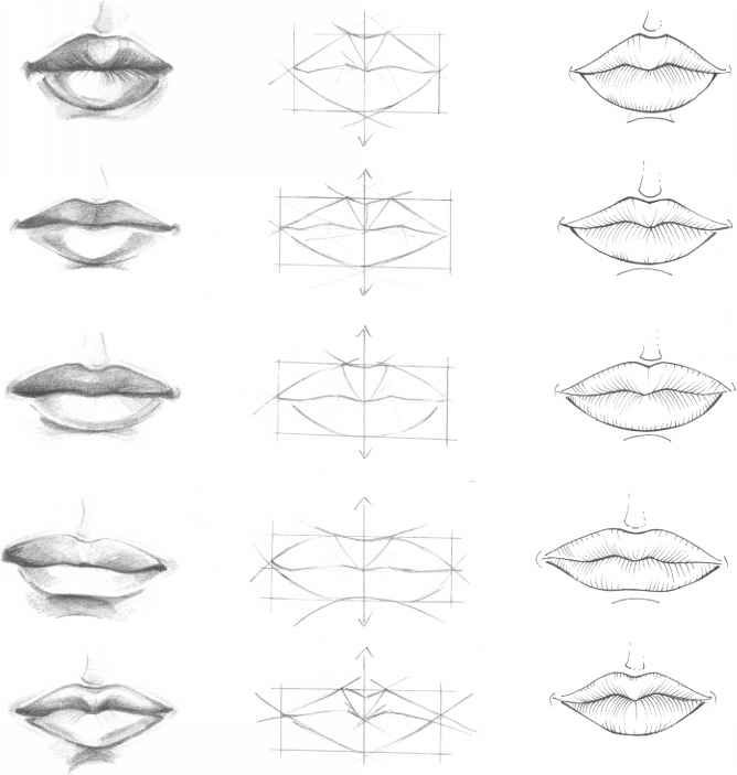 Drawn smile step by step Images Find step Drawing more