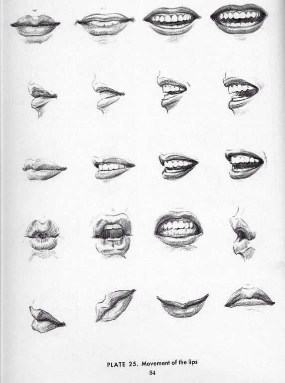 Drawn smile step by step Pinterest Step face a for