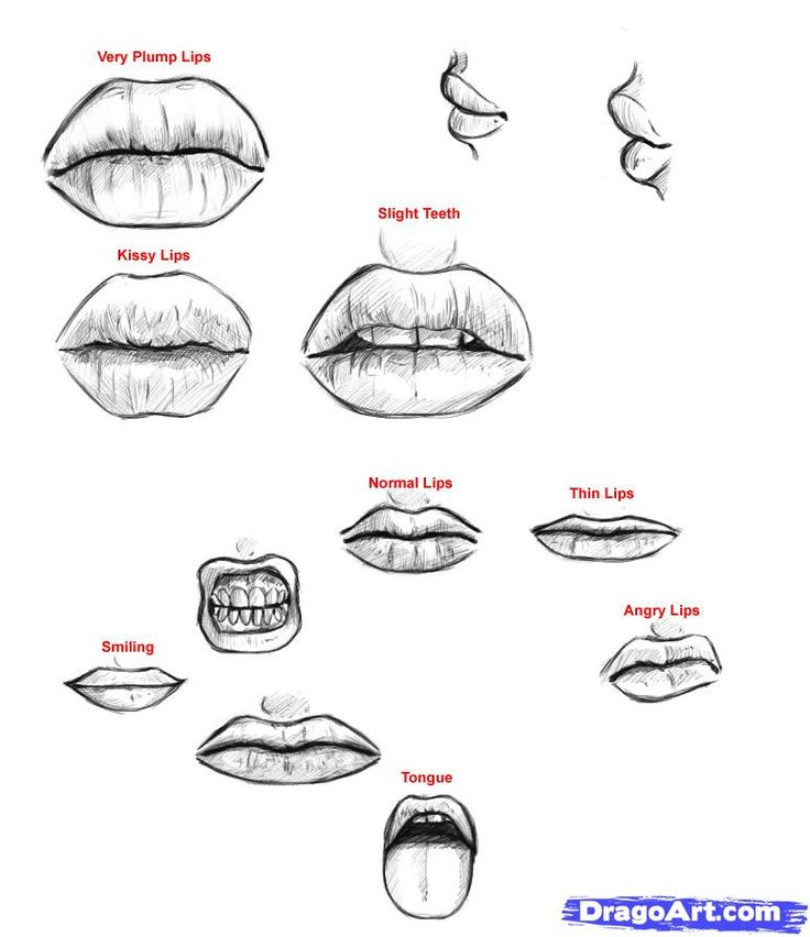 Drawn smile step by step Pinterest How Drawing Drawing and