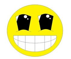 Drawn smileys A Smiley  How 1