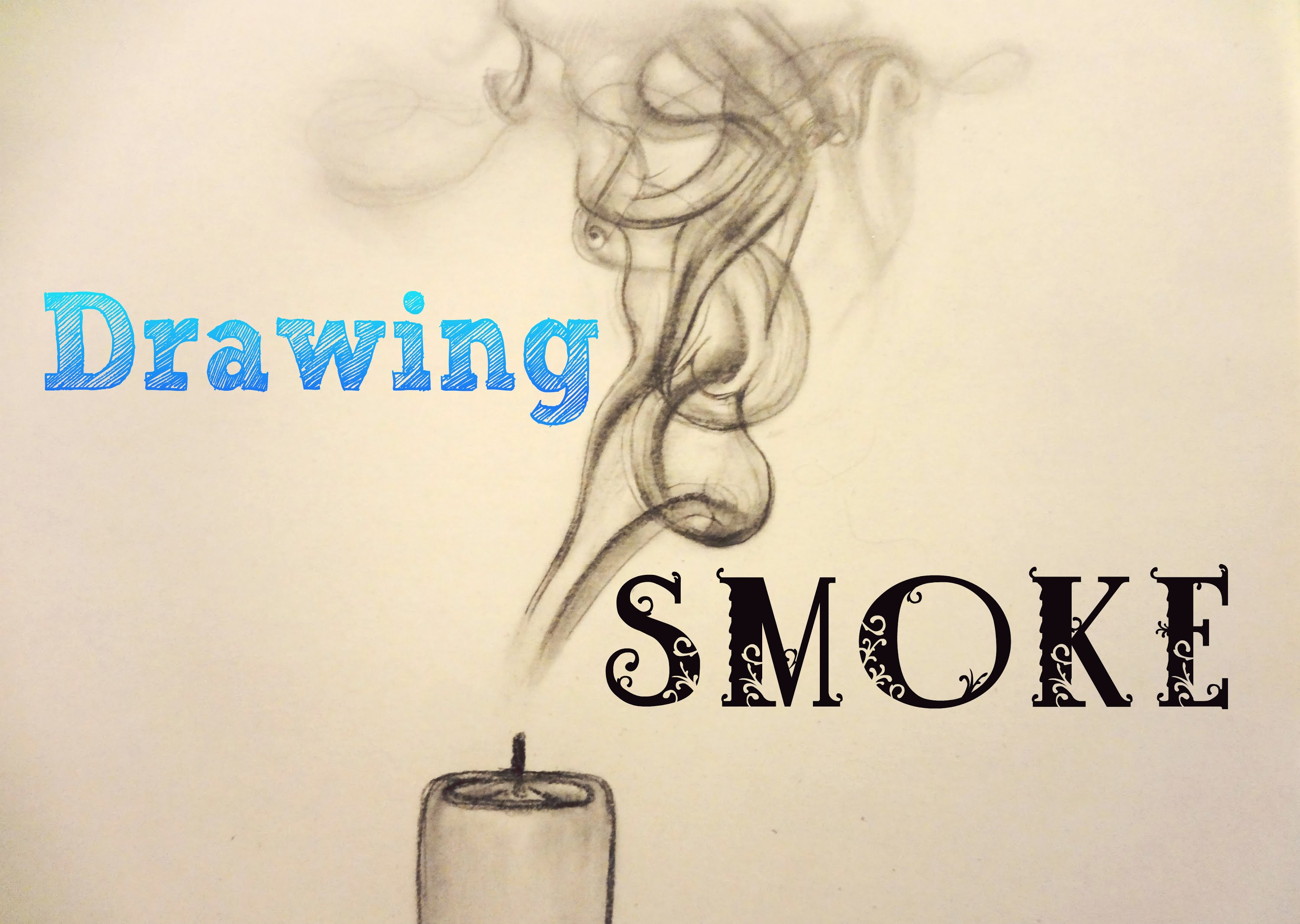 Drawn smoking Pencil * YouTube a