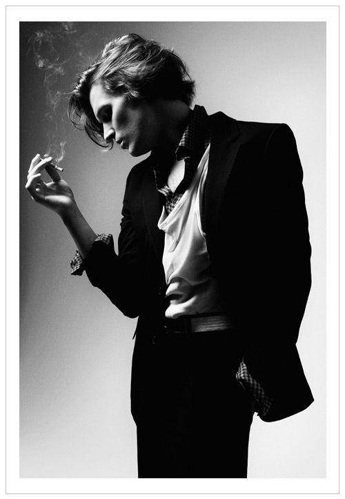 Drawn smoke man Poses on Pinterest  346