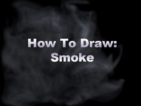 Drawn smoke smoke cloud Smoke YouTube best on How