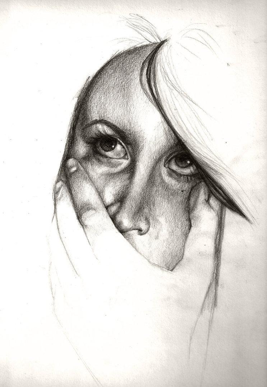 Drawn smoke smoke pencil Pencil WIP: Portrait Smoke Catching
