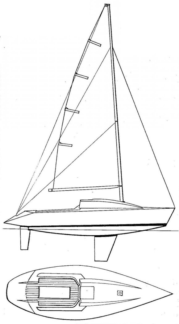Drawn smokey friendship Specifications 25 25 com sailboatdata