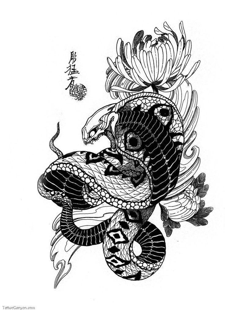 Drawn smokey japanese Images Aka Jack best tattoo