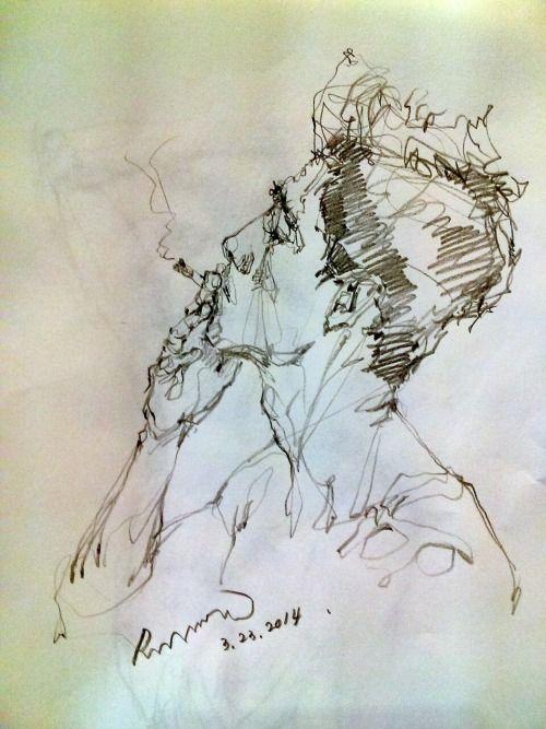 Drawn smokey pen On Pinterest best drawings Saera