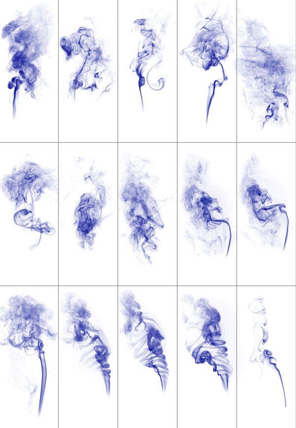 Drawn raven smoke Tutorial tattoo to Smoke #brushes