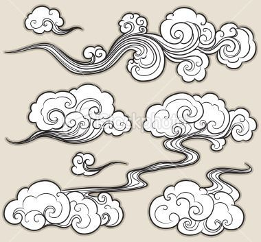 Drawn smoke smoke cloud Google drawing Pinterest asian Search