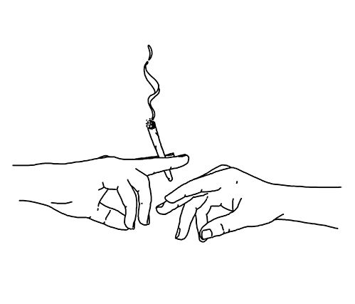 Drawn smoking Pinterest about and on Smoking