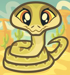 Drawn snake baby Draw tools draw how process