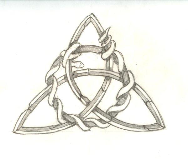 Drawn snake celtic knot Search snake Google snake tattoo